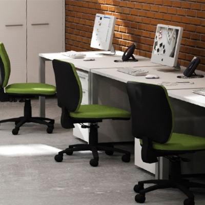 Axis Desk Straightline