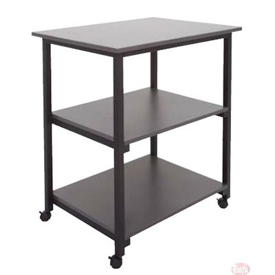 TROLLEY, 3 TIER IRONSTONE