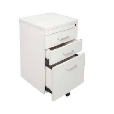 mobile pedestal 3 drawer