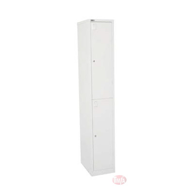 Locker 2 Door Assembled
