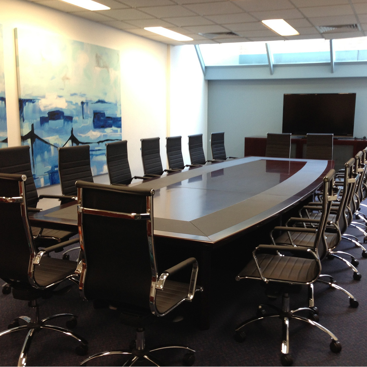 TF118 Boardroom Table