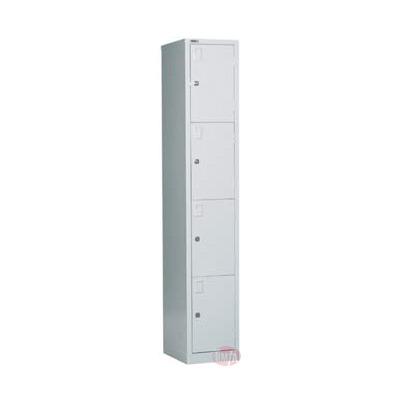 Locker 4 Door Assembled