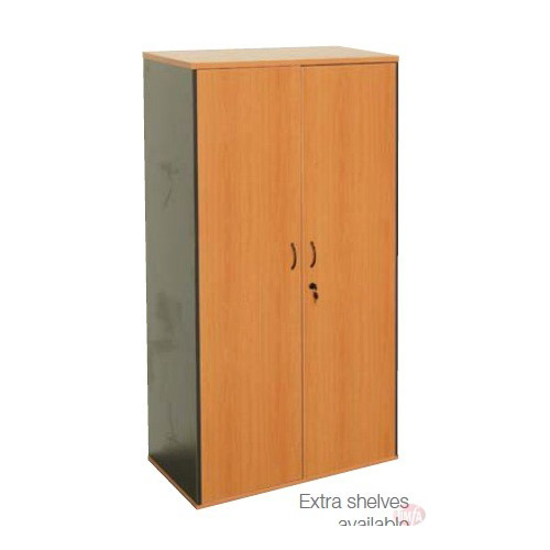 Full Door Storage Cabinet, extra shelf +$35