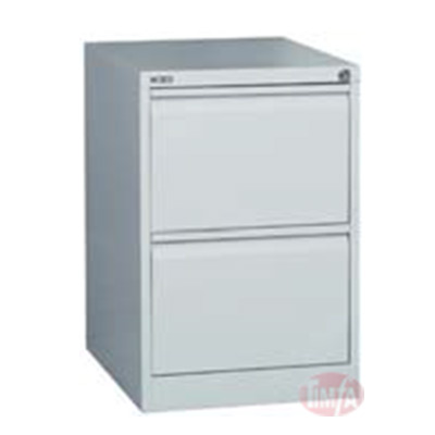GFCA2 2 DRAWER FILING CABINET (ASSEMBLED)