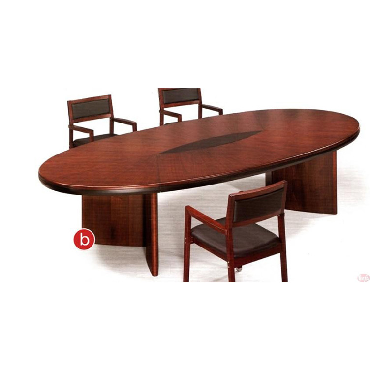TF513 Oval Conference Table