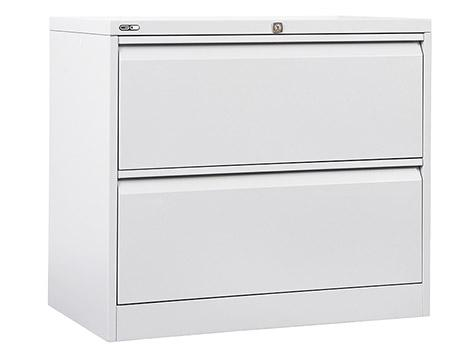 TF 2 Drawer Steel Lateral Filing Cabinet