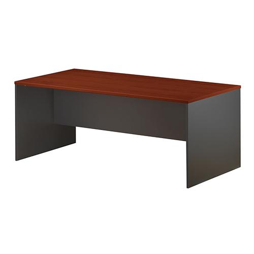 Aspenhome Warm Cherry Executive Modular Home Office: Timfa Office Furniture