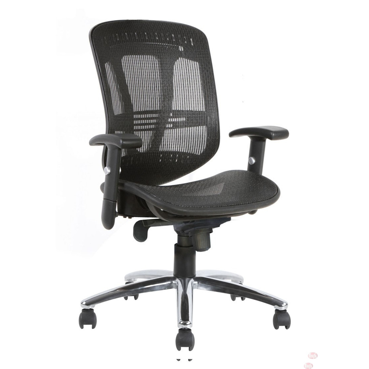 TF Mirage 2 M/Black Mesh Manager Chair