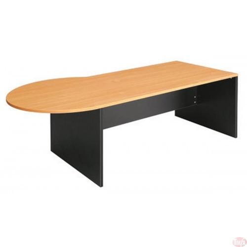 P Shape Desk, 4 shapes