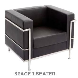 Space 1 Seater