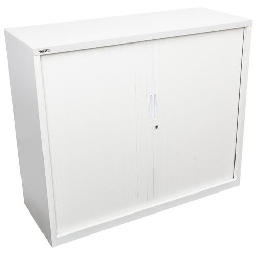 Tambour Storage Unit