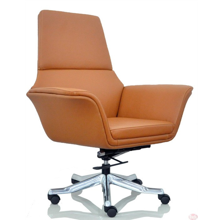 TF Executive 177H Leather Chair
