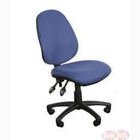 TF08 Typist Office Chair (No Arms)