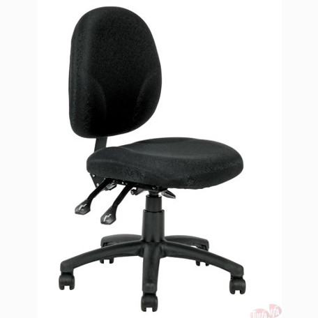 TF21 Lincoln Office Chair (No Arms)