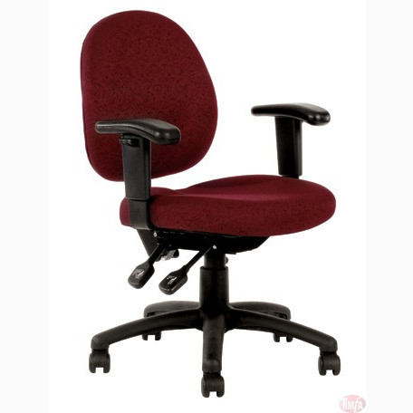 TF21A Lincoln Office Chair (With Arms)