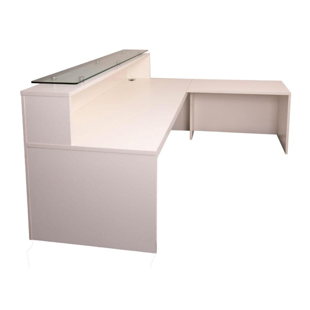 White 2000 Reception Counter