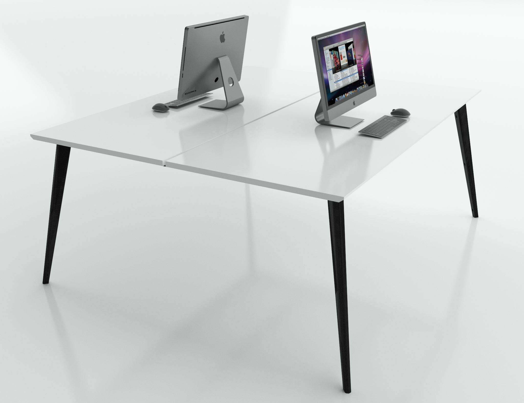 TFA 2 Person Workstation