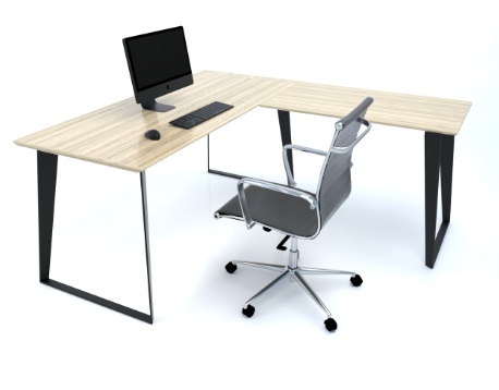 Timfa RZ Corner Desk