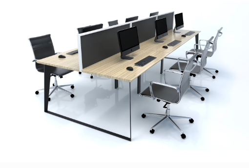 TFRZ 6 Person Workstation