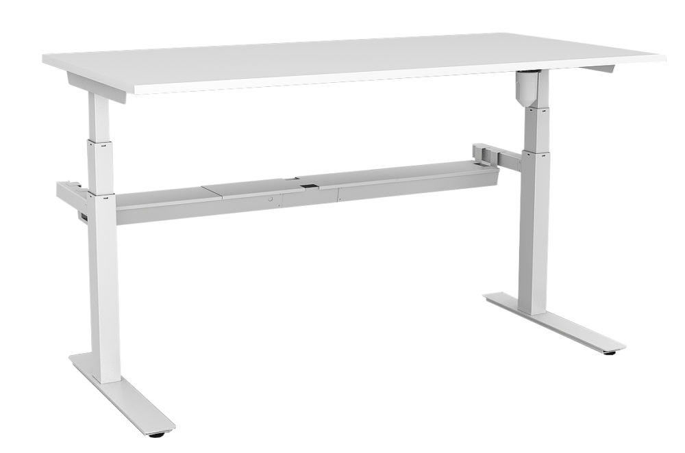 Paramount Single Height Adjustable Desk