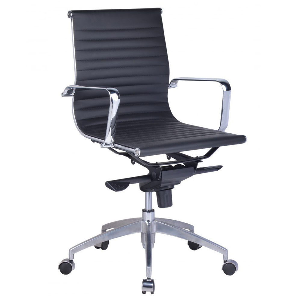 Timfa Executive Medium Back Meeting Chair -PU605M