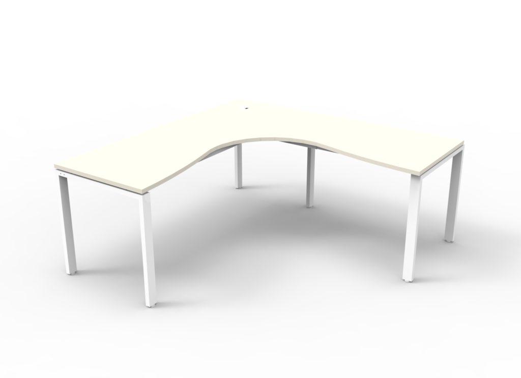 Infinite Corner Desk Profile Leg