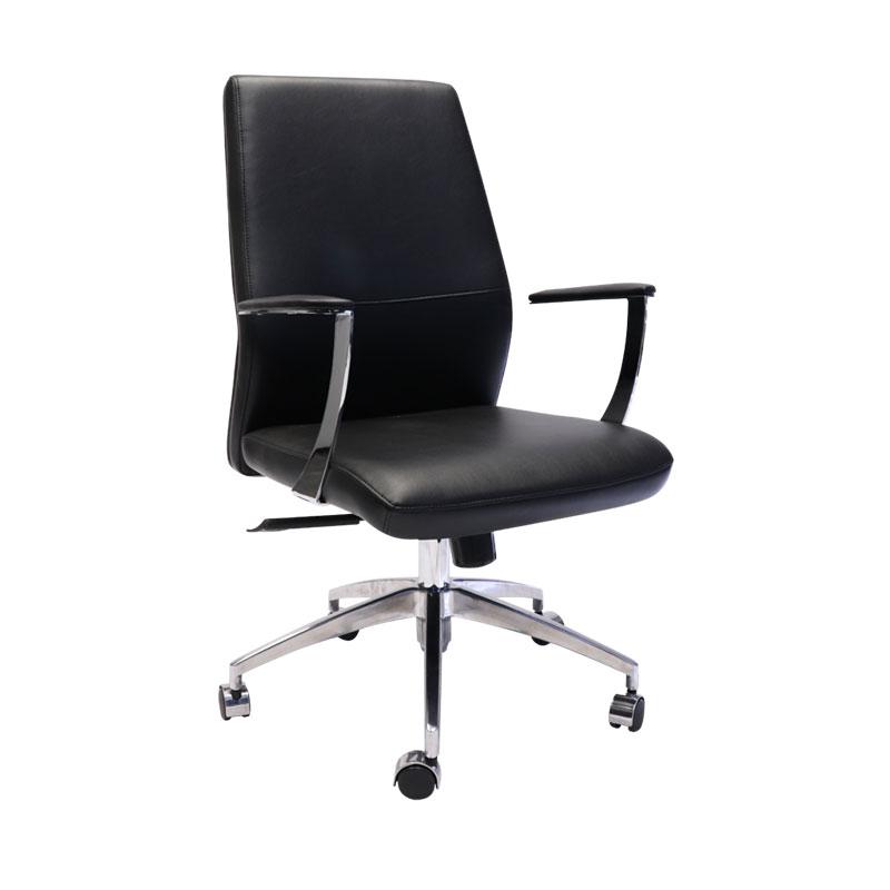 Lime Medium Back Executive Chair