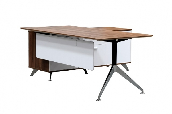 Vibe Desk with Return
