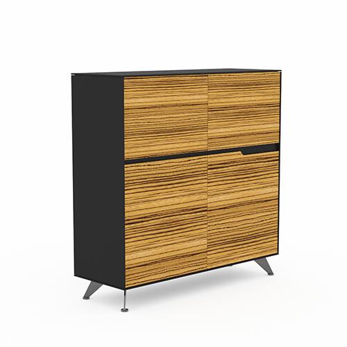 Nova 4 Door Cabinet