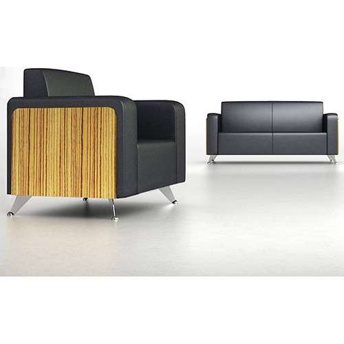 Nova 2 Seater Reception Lounge