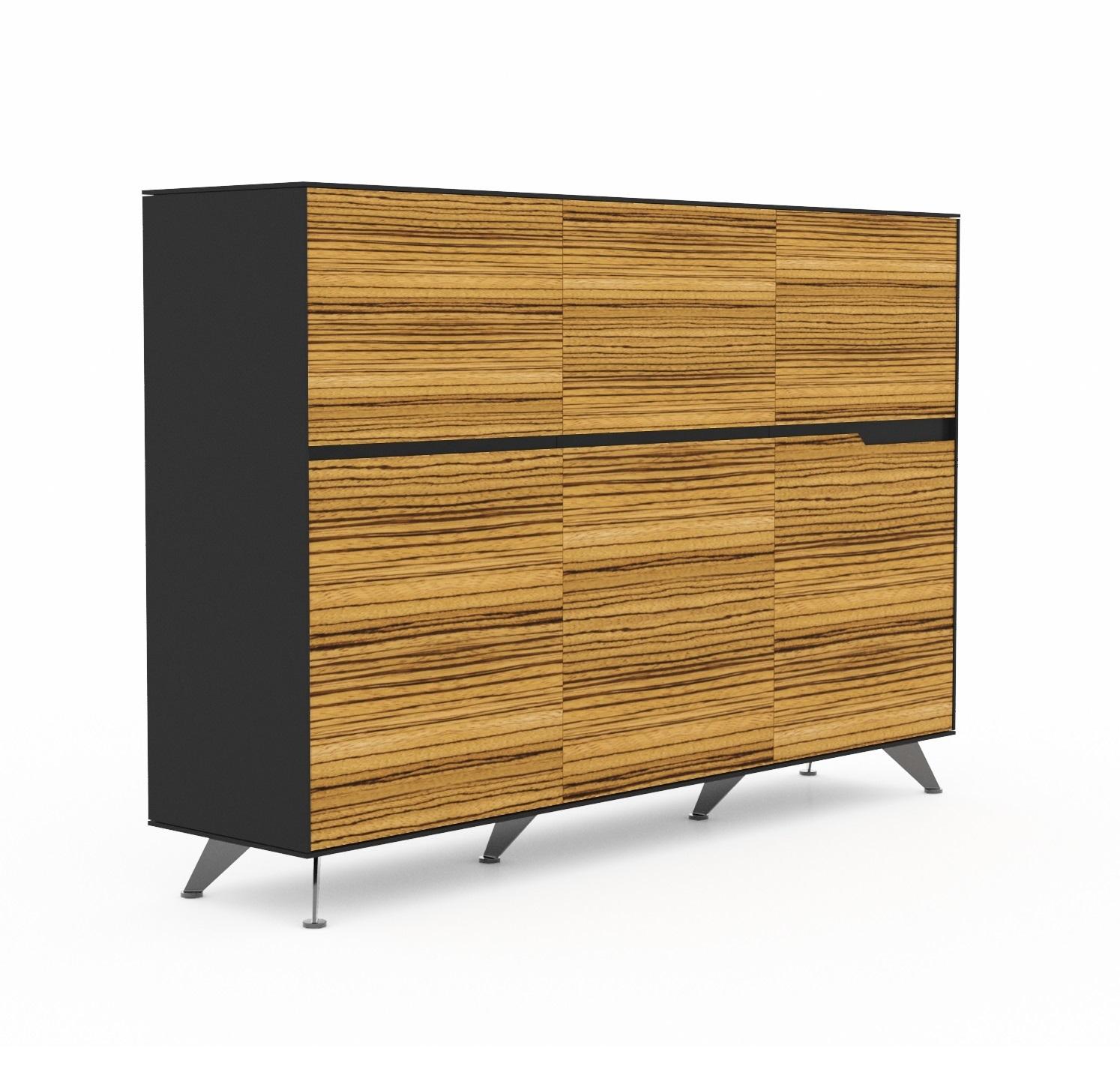 Nova 6 Door Cabinet