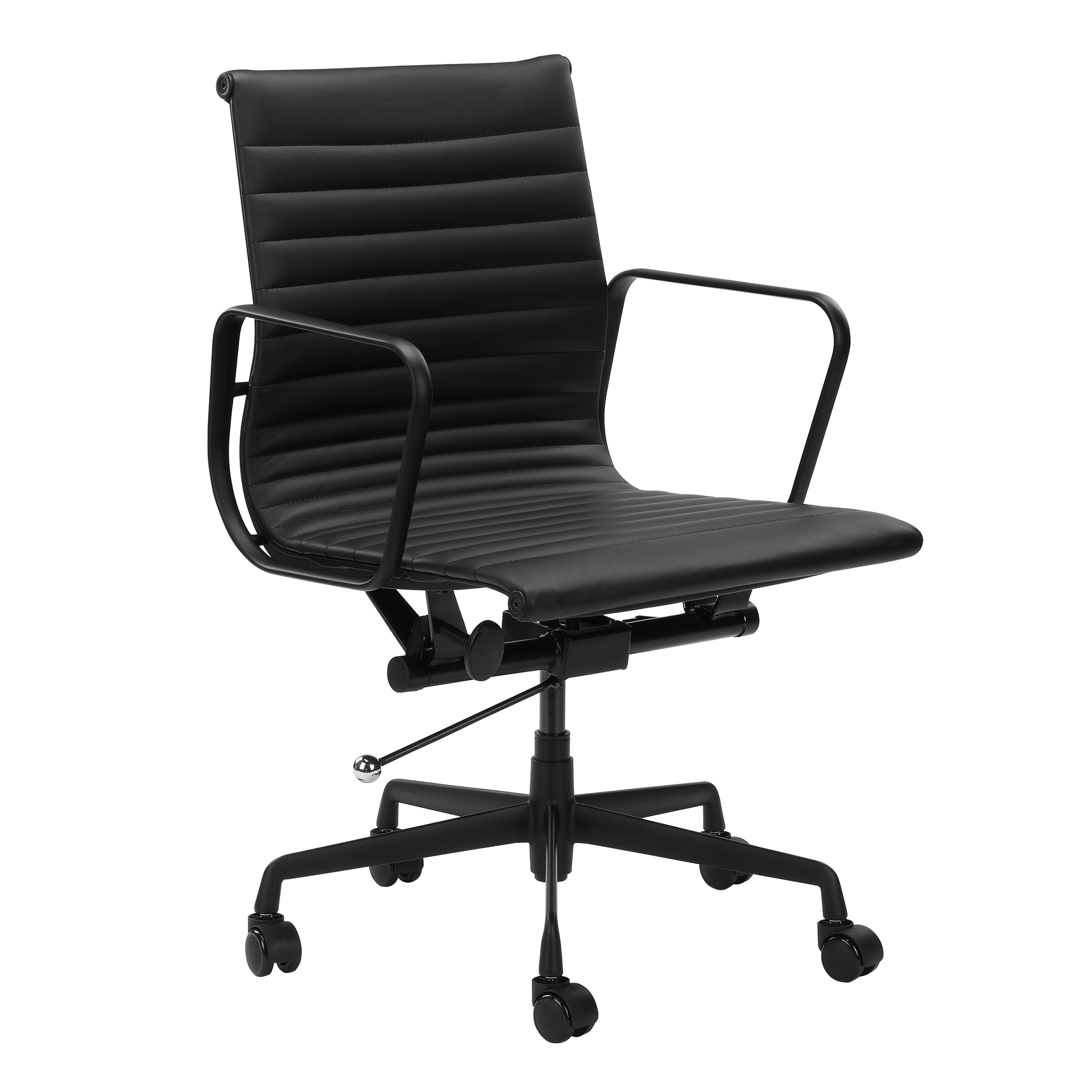Stealth Executive Boardroom Chair (Black/Black)