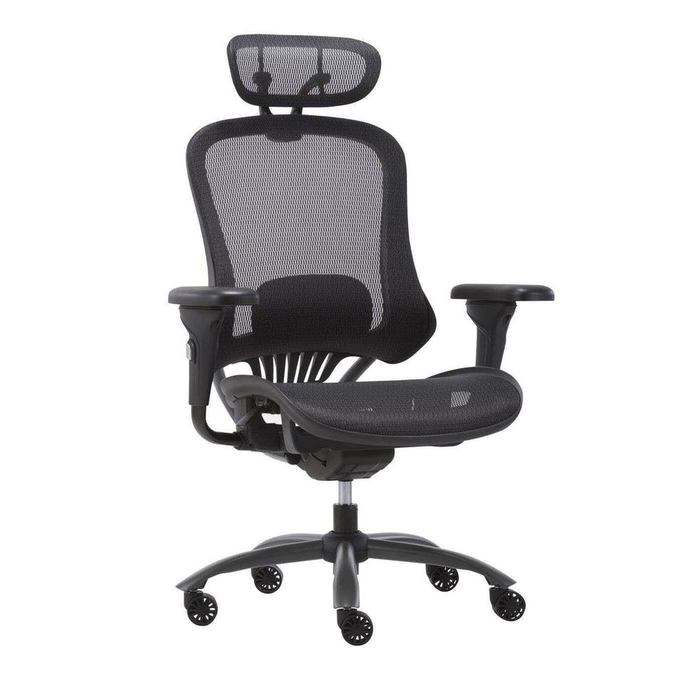 Echo Manager High Back Chair With Headrest