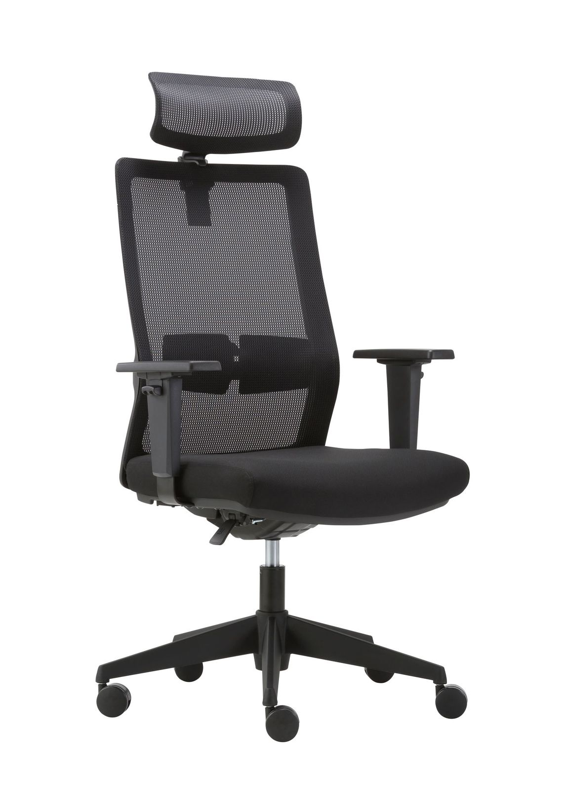 Naples High Back Mesh Chair with Headrest