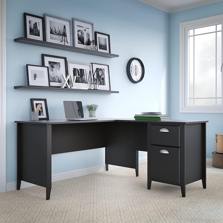 Connecticut L-Shaped Desk