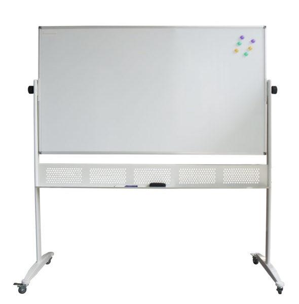 Pivoting Mobile Whiteboard