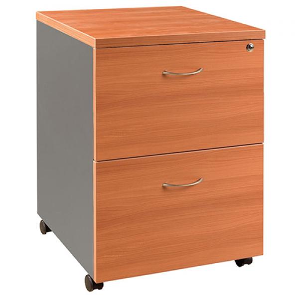 OM Mobile Pedestal (2 Filing Drawers)