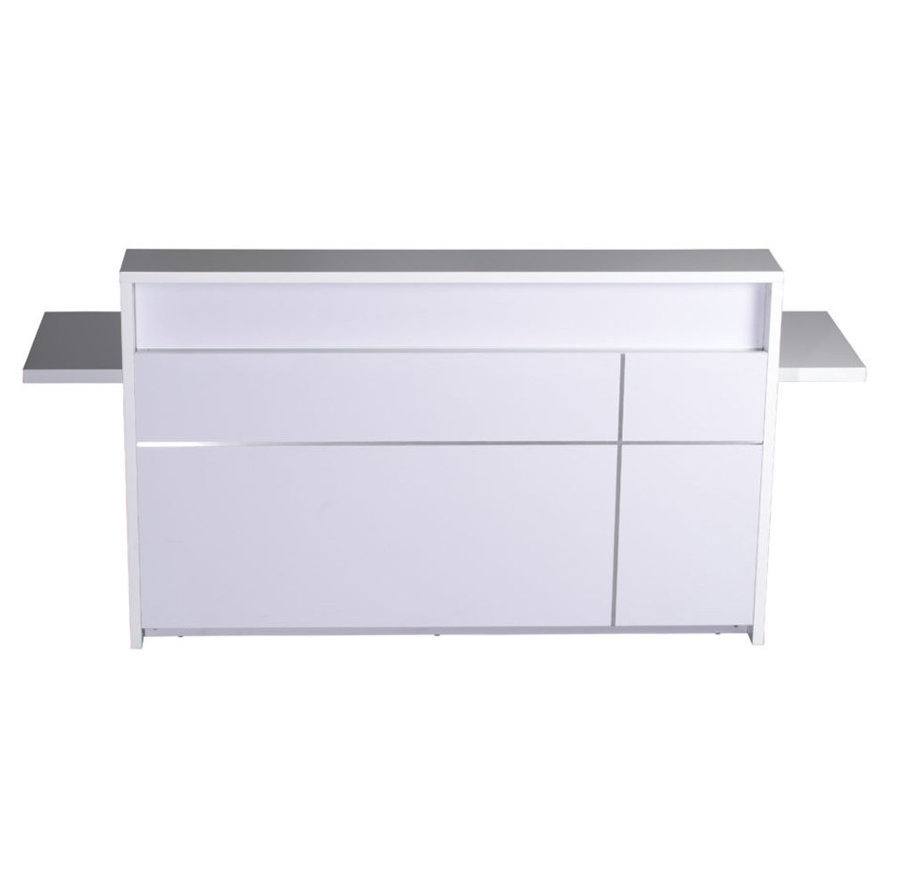 5-O Reception Counter