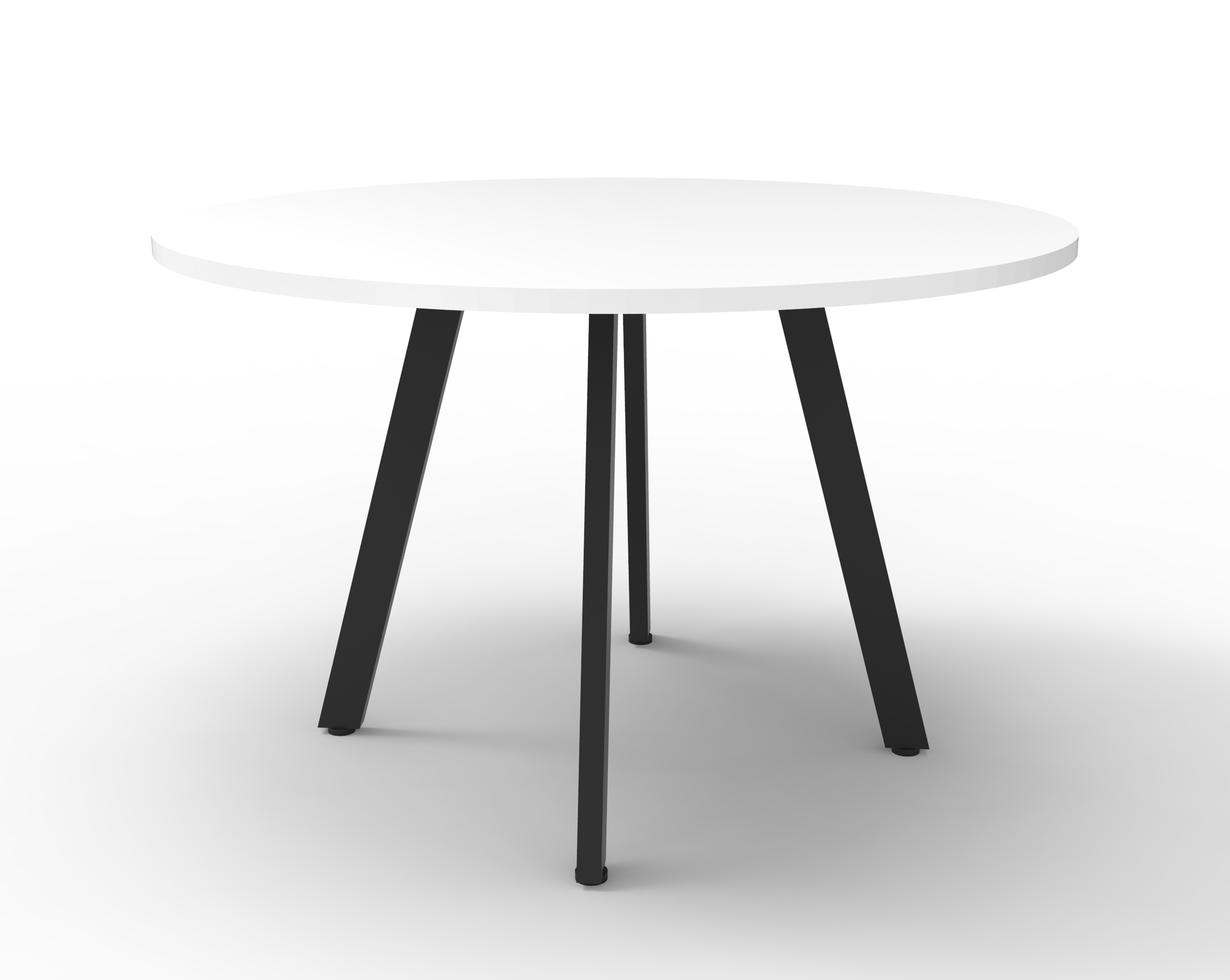 Deluxe Eternity Round Meeting Table