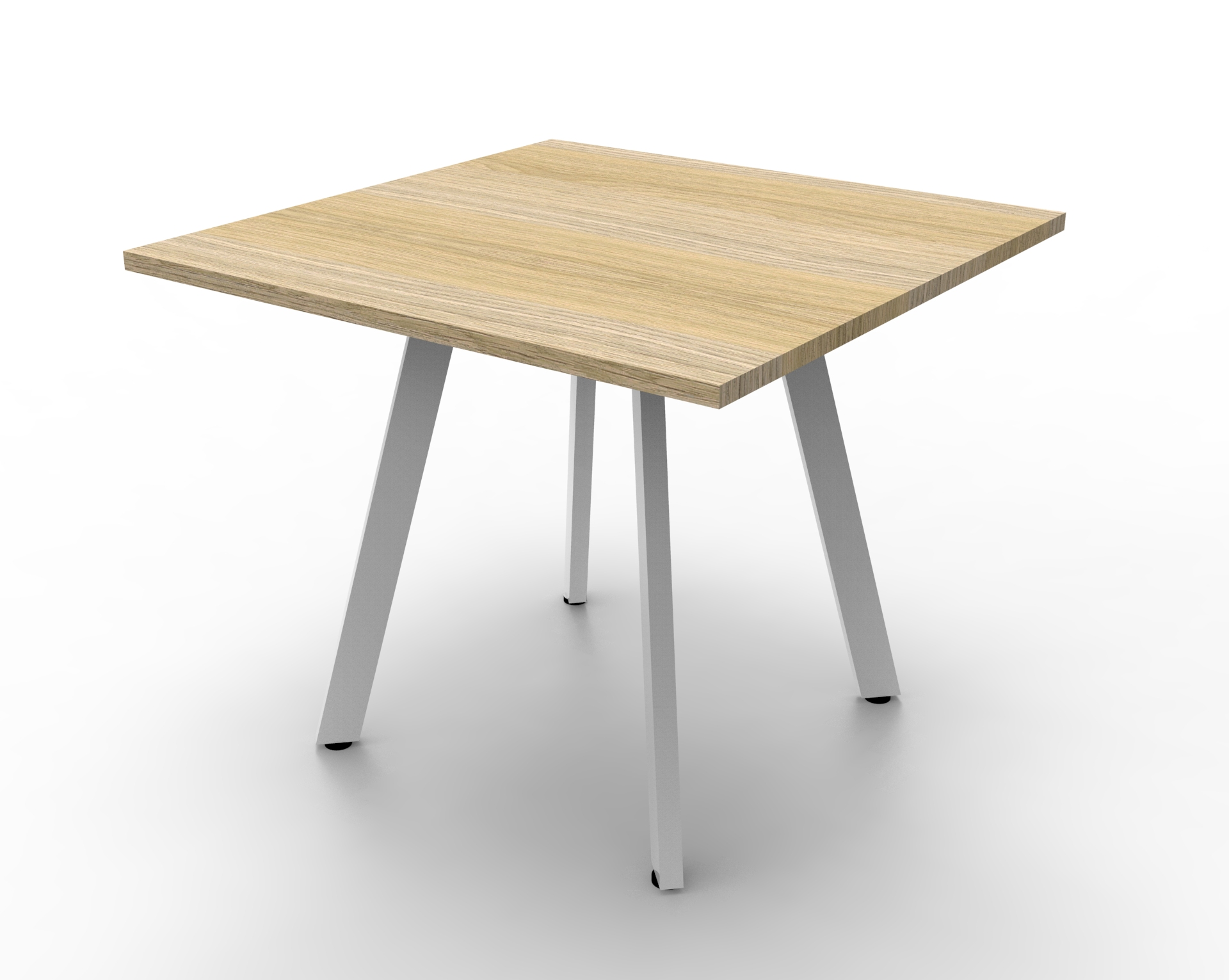 Deluxe Eternity Square Meeting Table
