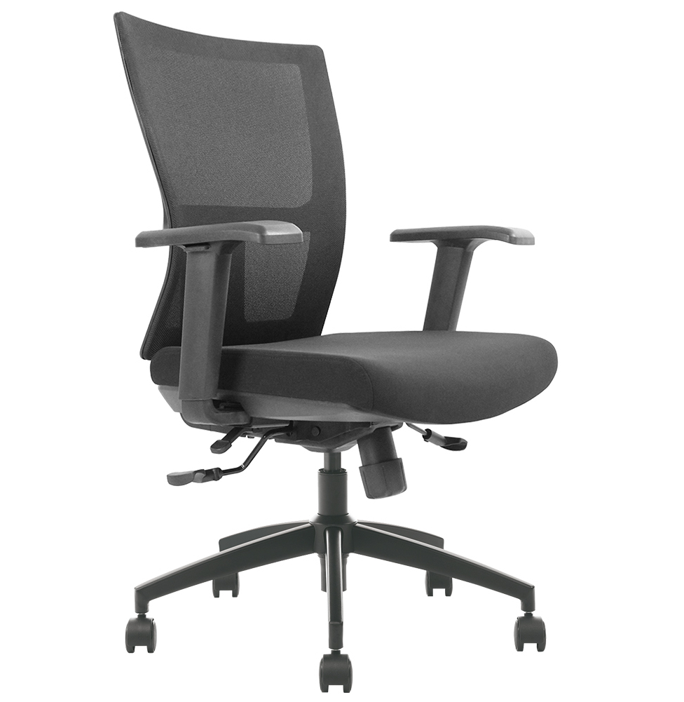 Opal Mesh Mid Back Office Chair