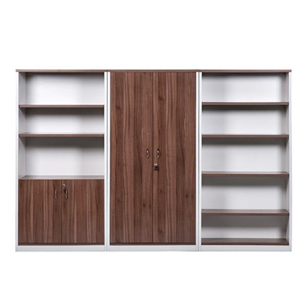 OP Full & Half Door Cupboard with Bookcase Package