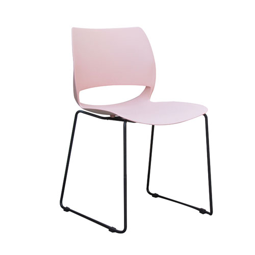 Vogue Sled Frame Visitor Chair (6 Colour Options)