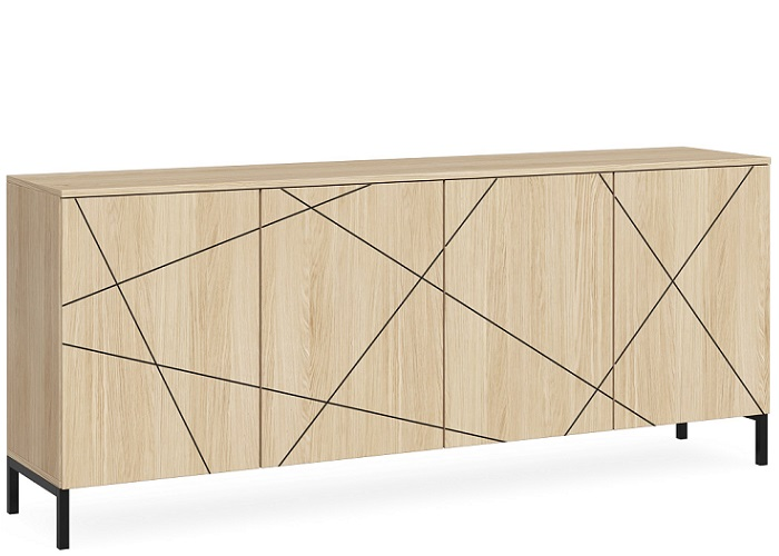 Axis Credenza (Custom Made to Order)