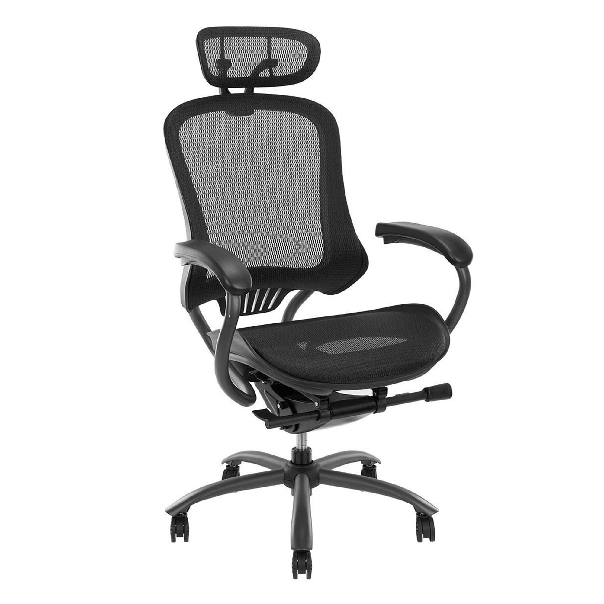Pica Executive High Back Chair With Headrest